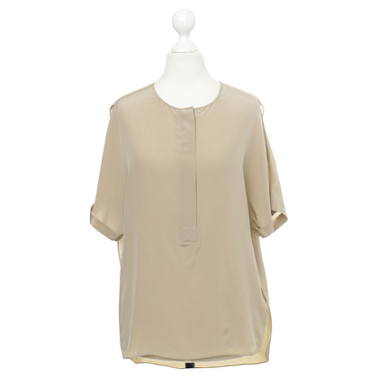 Schumacher Silk blouse beige