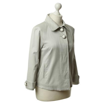 Drykorn Short Blazer in grey
