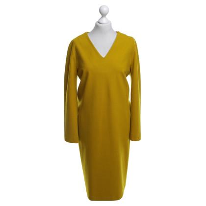 Jil Sander Kleid in Gelb
