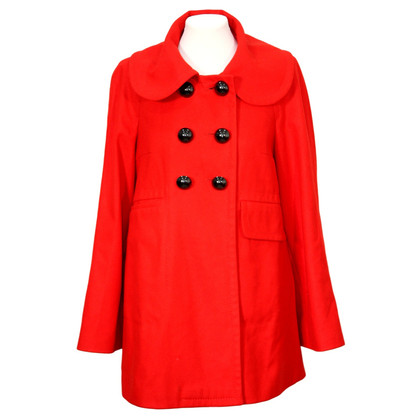 French Connection Cappotto in rosso