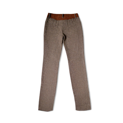 D&G Tailored wool trousers