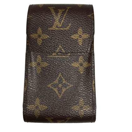 Louis Vuitton Sigaret uit Monogram Canvas