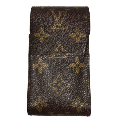 Louis Vuitton sigaret Monogram Canvas