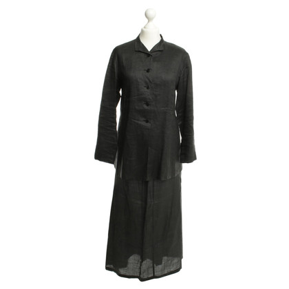 Jil Sander Costume from ramie