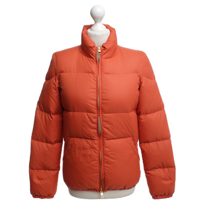 Closed Daunenjacke in Orange