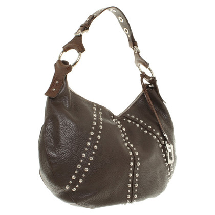 Dolce & Gabbana Leather bag with rivets