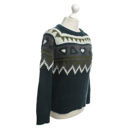 Burberry Knitted sweater with pattern
