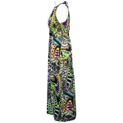Marc Cain Marc Cain maxi jurk met patroon