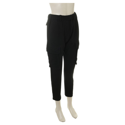 Isabel Marant Etoile The cargo-style wool pants
