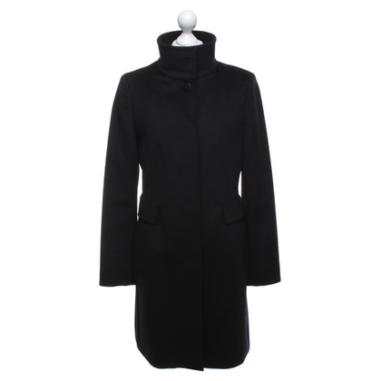 Max Mara Wool coat in black