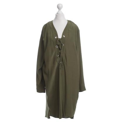 Set Tuniek jurk met Schnürelement