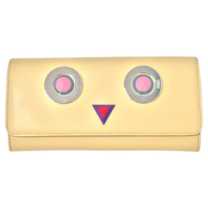 "Fendi ""Continental Wallet"""