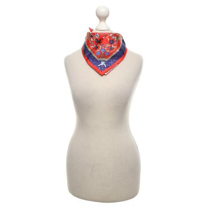 Hermès sciarpe di seta
