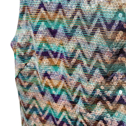 Missoni top with sequins