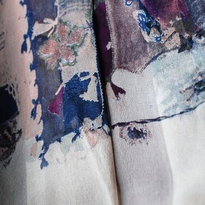 Alberta Ferretti zijden rok
