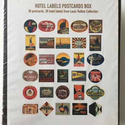 Louis Vuitton box collettori cartolina