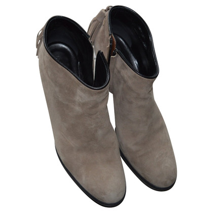 Hogan Ankle boots, suede