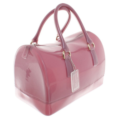 Furla Candy Bag in Violett
