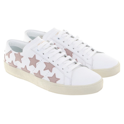 Saint Laurent Sneakers with star application