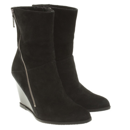 Baldinini Suede ankle boots