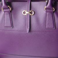 Salvatore Ferragamo Bag in purple