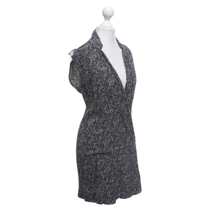Sandro Kleid im Charleston-Stil