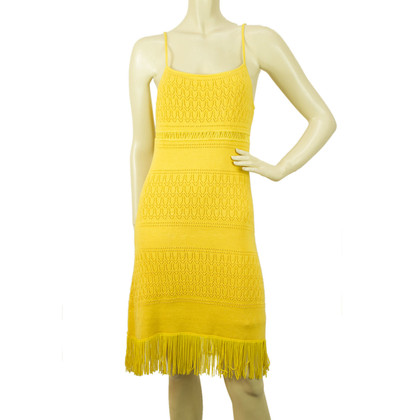 Catherine Malandrino Dress with fringe