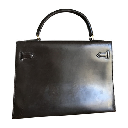 "Hermès ""Kelly Bag 32"" in Bruin"