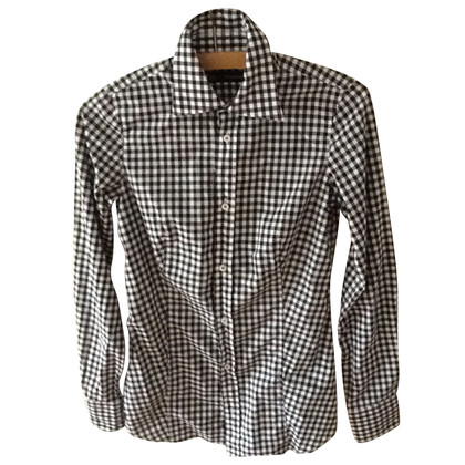 Dsquared2 Blouse with checked pattern