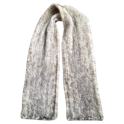 Theory Mink Shawl