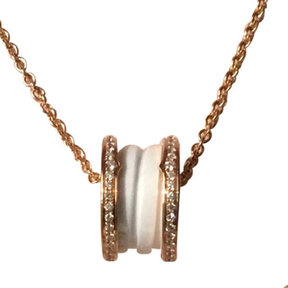 "Bulgari Necklace ""B.Zero 1"""