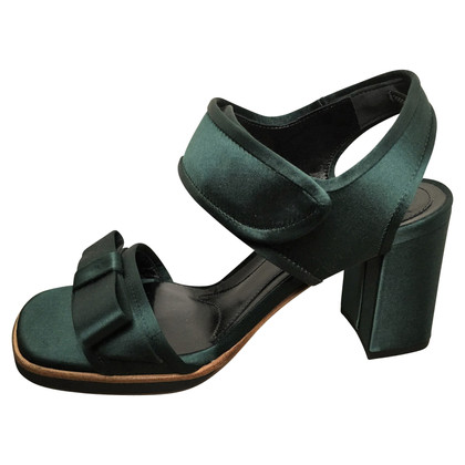 Marni Sandals in green