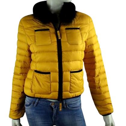 Twin-Set Simona Barbieri Gewatteerde jas in Geel
