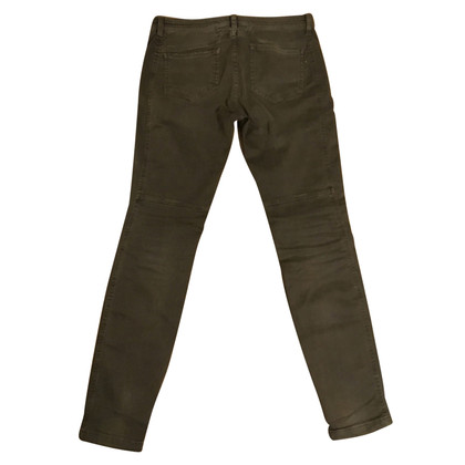 Closed Biker Jeans in Khaki