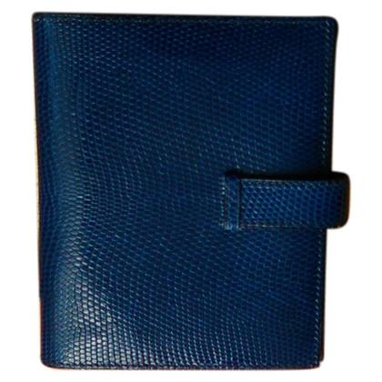 """Hermès """"Bearn Wallet"""" from lizard skin"""