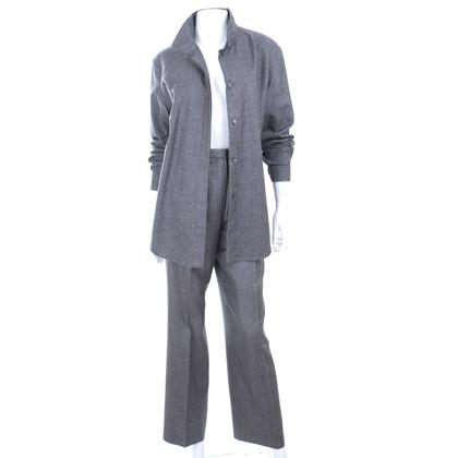 Hermès Vintage cashmere suit