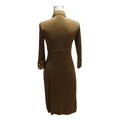 Bogner silk dress