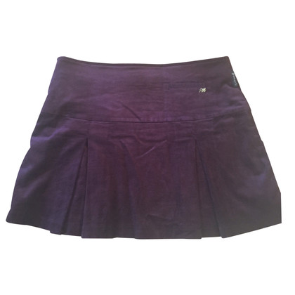 Armani Jeans Cord-skirt