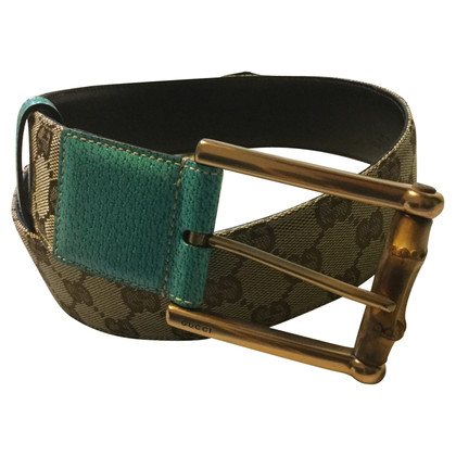 Gucci Belt with bamboo detail
