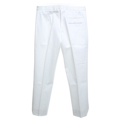 Jil Sander trousers in white