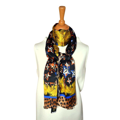 Just Cavalli silk scarf