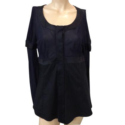 Ferre silk blouse