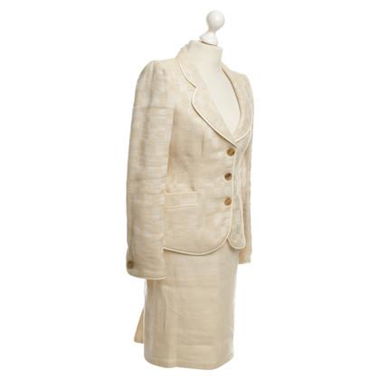 Armani Costume in Cream