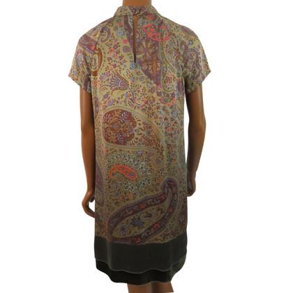 Etro Silk dress in A-line