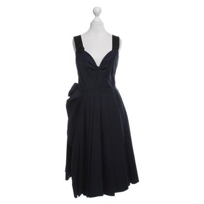Prada Kleid mit Schleifendetail