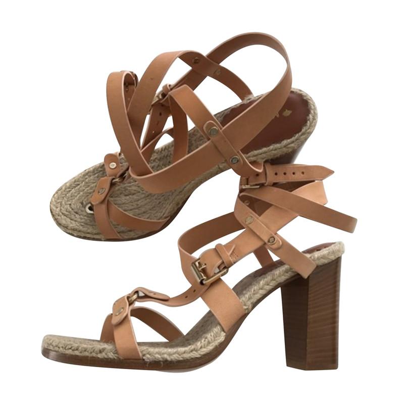 Chaussures - Sandales Mûriers nZEm9LDE