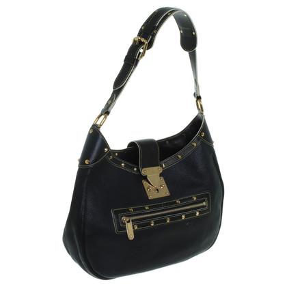 Louis Vuitton Leather handbag in black