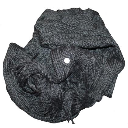 Bogner Winter Scarf in zwart