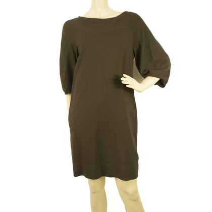 Theory Viscose mini dress