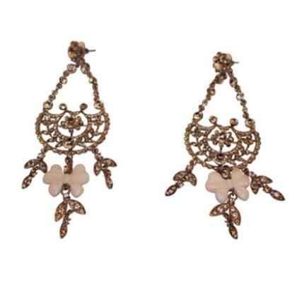 "Alexis Mabille Earrings ""Boucel Doreilles"""